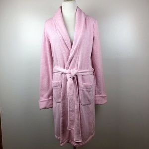 Victoria's Secret M Medium Robe Soft Lined Knit
